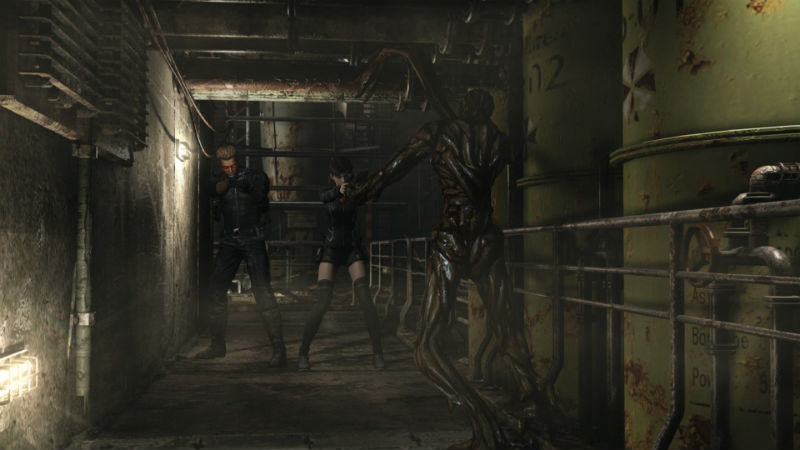 Resident Evil Origins Collection 2