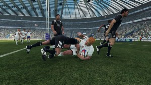 Rugby Challenge 3 screenshot 1