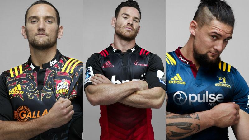 Super Rugby jerseys 2016