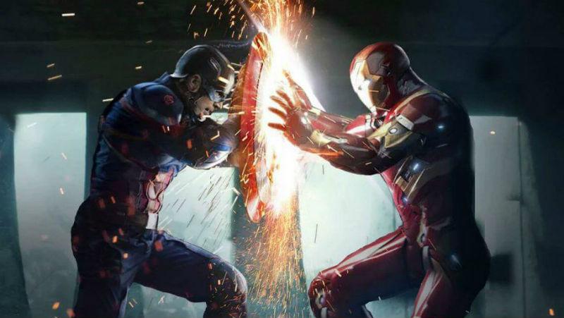 Captain America Civil War header