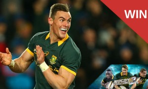 Jesse Kriel Rugby Challenge 3 competition