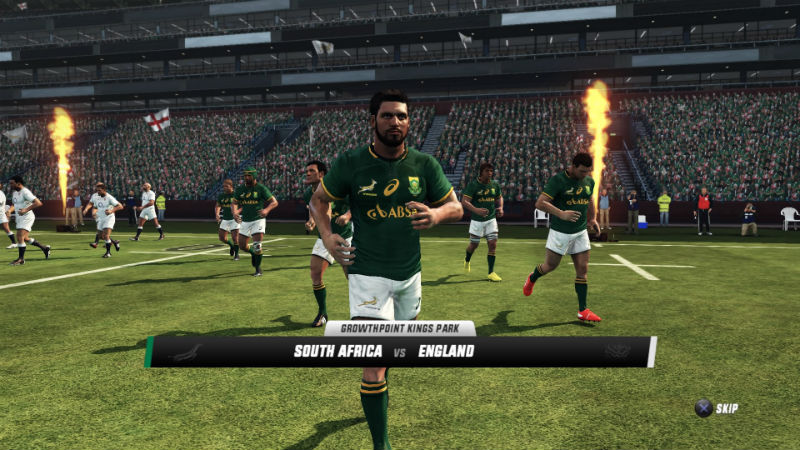 Rugby Challenge 3 screenshot 10