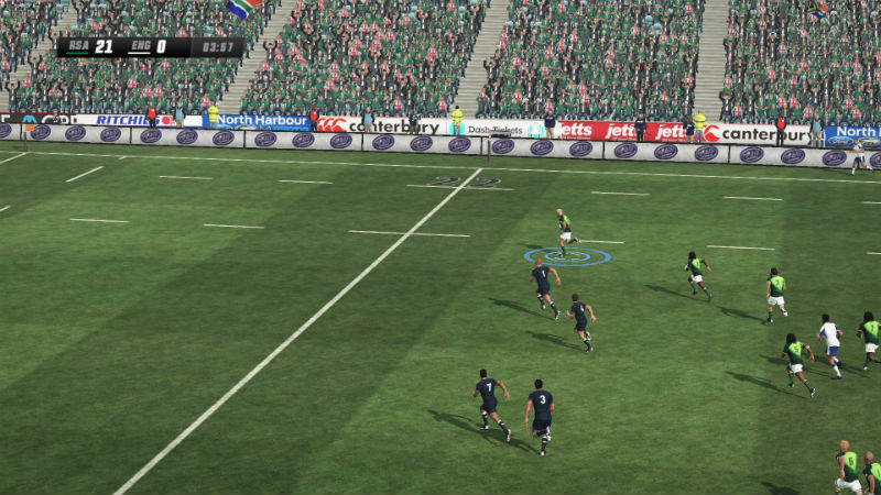 Rugby Challenge 3 screenshot 9