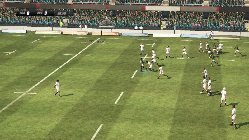 Rugby Challenge 3 screenshots