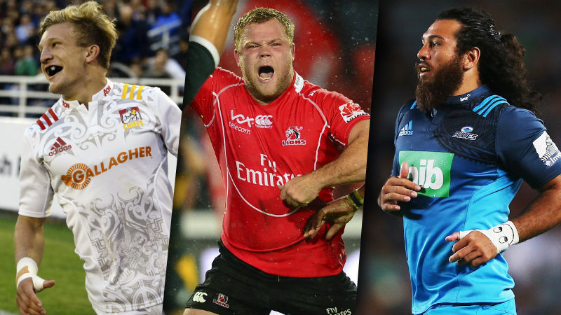 Super Rugby team of the week Feb 4