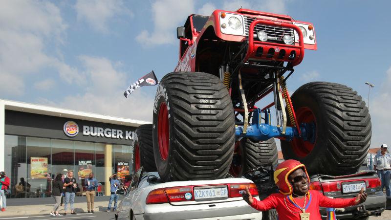 Burger King SA