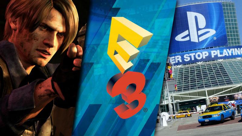 E3 2016 games