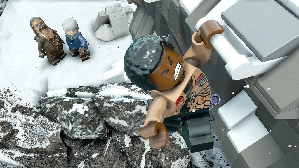 Lego star Wars Episode 7