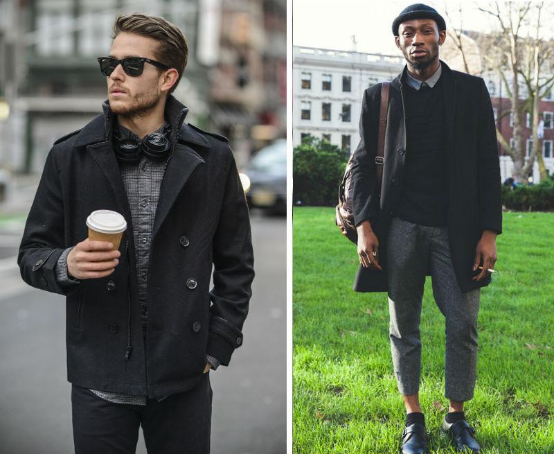 Mens fashion black 2