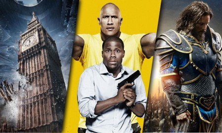 Movies of June 2016