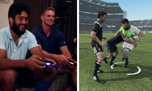 Rugby Challenge 3 All Blacks