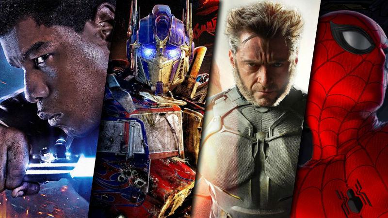 Biggest movies of 2017
