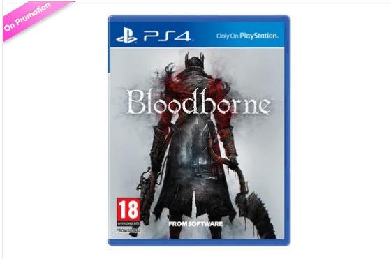 Bloodborne special