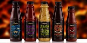 Boytjie Braai sauces
