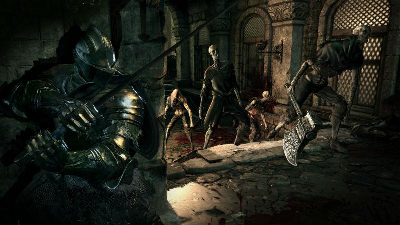 Dark Souls 3 game