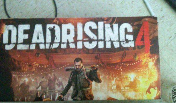 Dead Rising 4 art