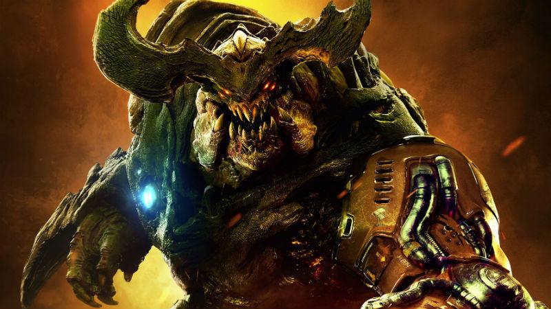 Doom 2016 header