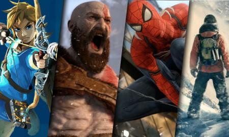Games of E3 2016