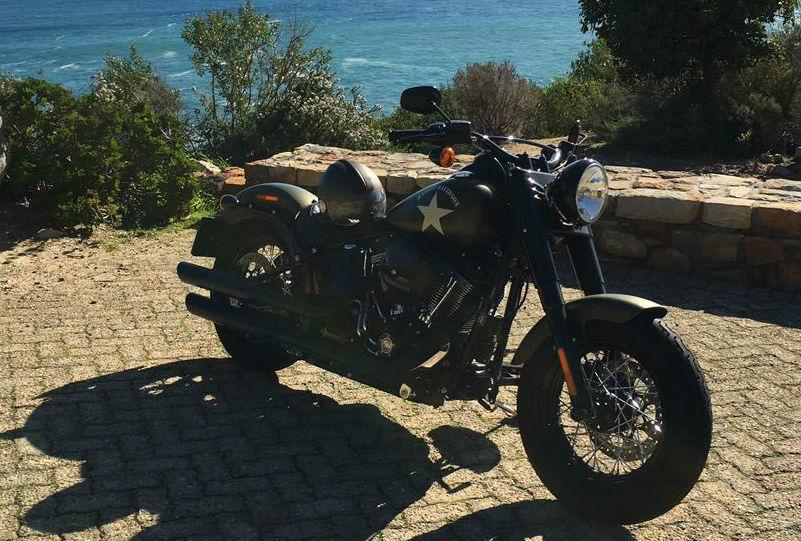 2016 Harley-Davidson Softail Slim S nike