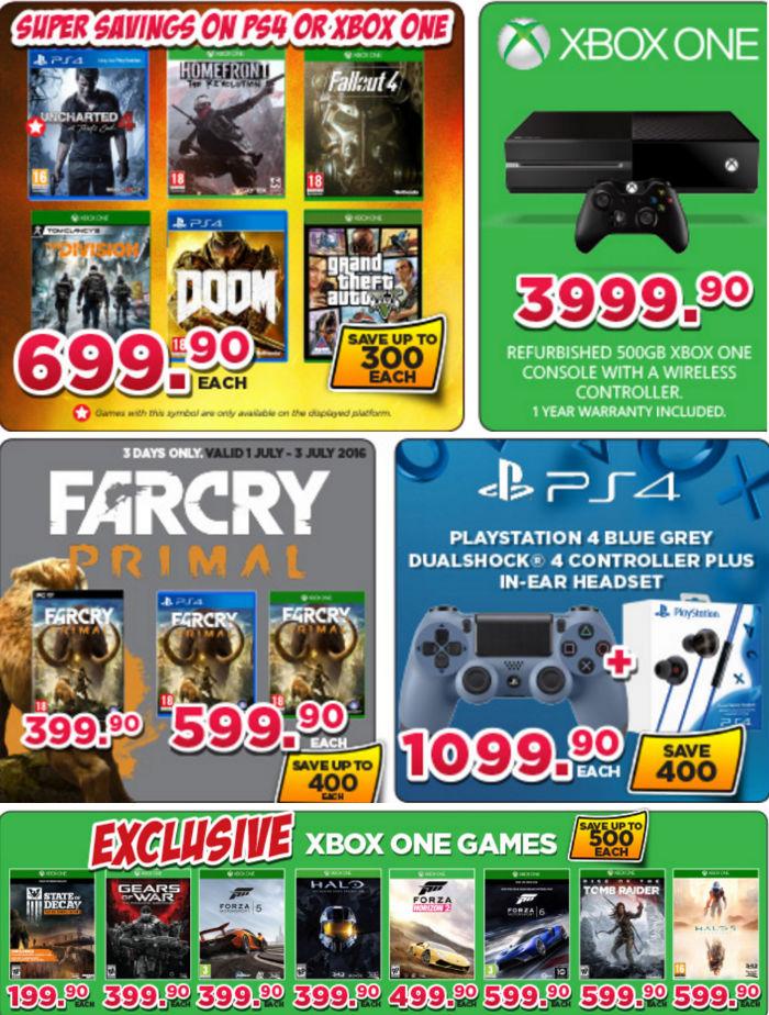 BT Games winter deals