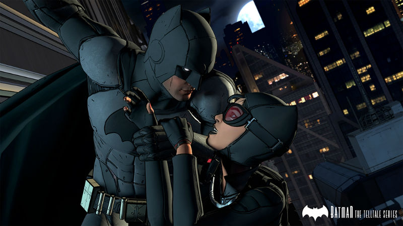 Batman Telltale Game