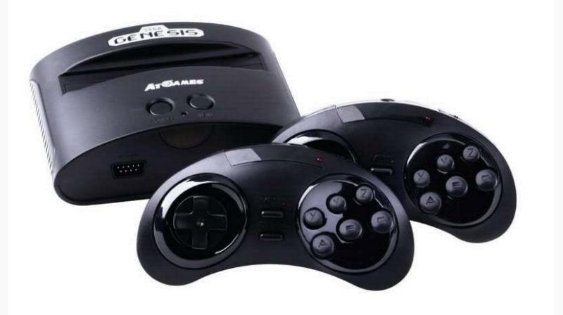 Mega Drive special