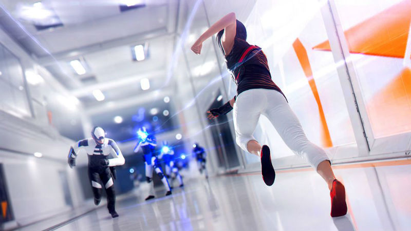 Mirrord Edge Catalyst