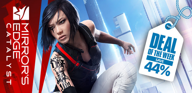 Mirrors Edge Catalyst special PSN