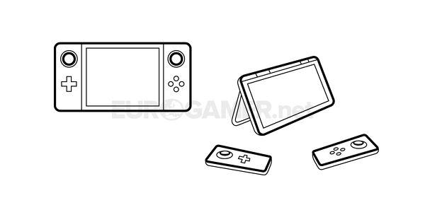 Nintendo NX schematic