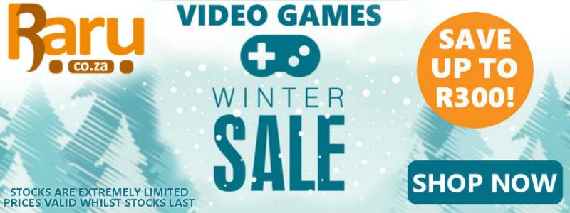 Raru Winter game sale