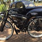 Soekoe motorised bicycle