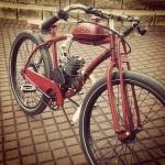 Soekoe motorised bicycle 2