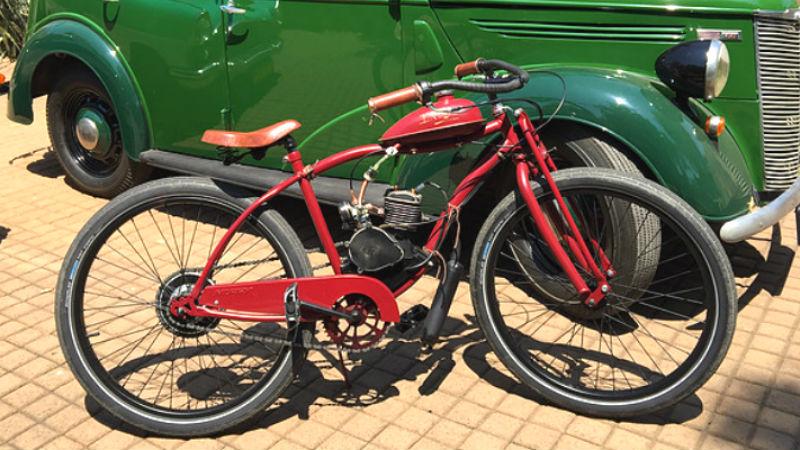 Soekoe motorised bicycle 5