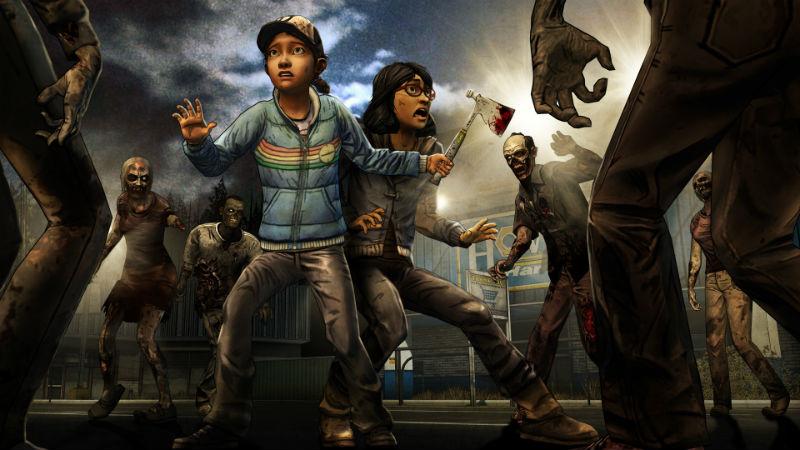 Walking Dead Season 3 game