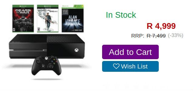 Xbox One Raru special