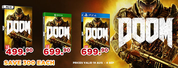 BT Games Doom special