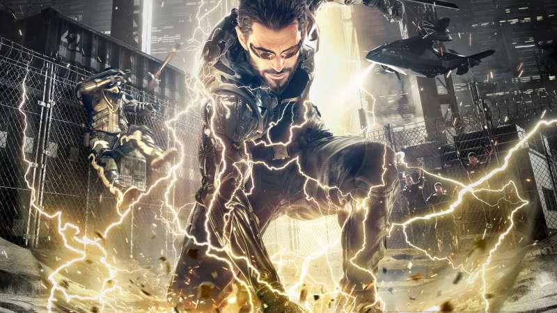 Deus Ex Mankind Divided header