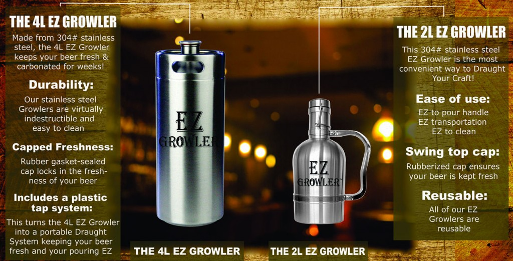 EZ Growlers