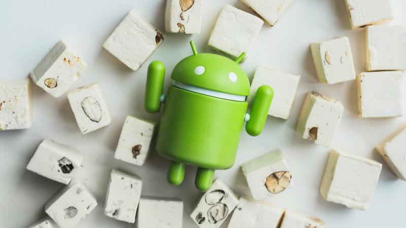 Nougat Android header