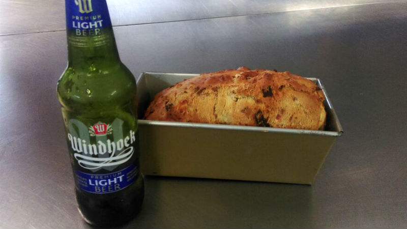 Windhoek beer bread 2