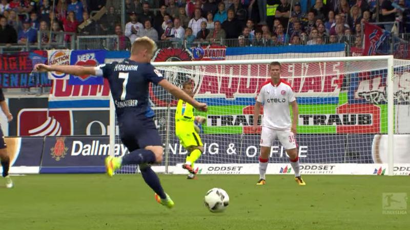 Bundesliga goal