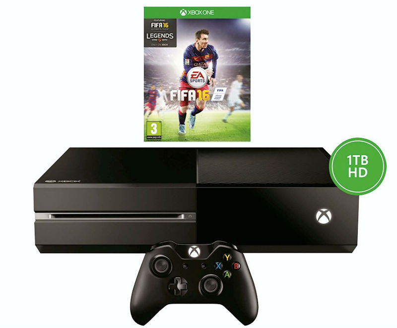 Dion Wired Xbox FIFA bundle 5200