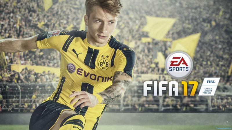 FIFA 17 header