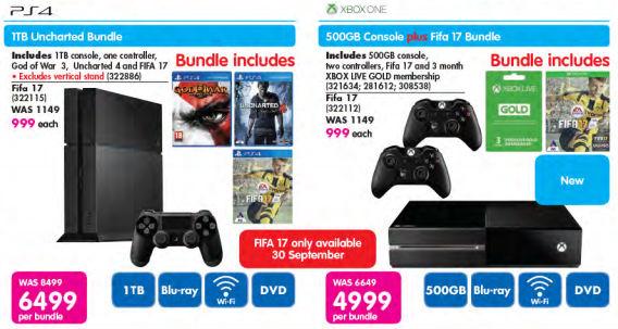 Makro console deals Sep 30