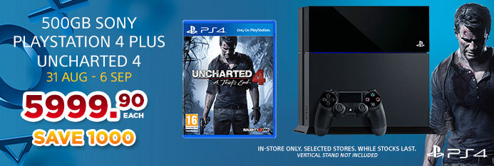 PS4 special BT Games