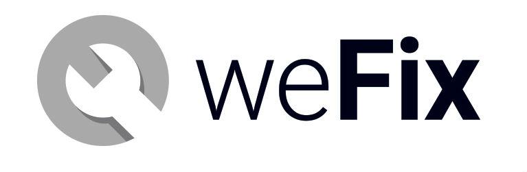 weFixLogo