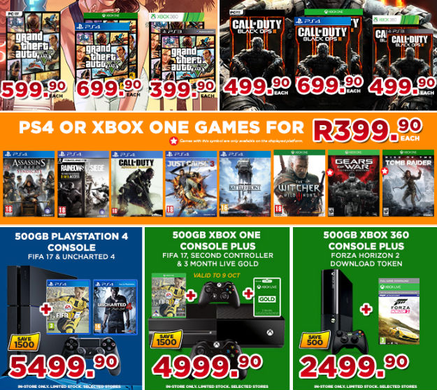 BT Games deals Oct