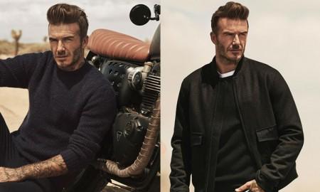 David Beckham Modern Essentials header