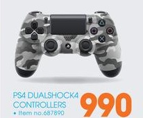 Dion Wired PS4 controller