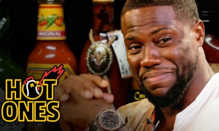Hot Ones Kevin Hart